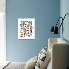 Butterflies 1955 Art Print Andy Warhol Art Com