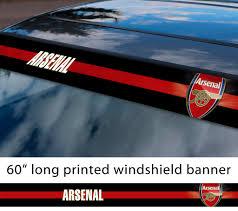 Arsenal Car Decal