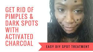 get rid of pimples dark spots fast