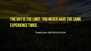 top sky is my limit quotes famous quotes sayings about sky