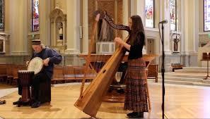 harp teacher wedding harp