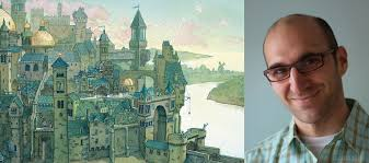 The Official SCBWI Conference Blog: Aaron Becker: Writing Without Words:  Understanding the Fundamentals of Creating a Wordless Picture Book