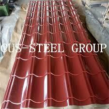 step tile roofing sheet