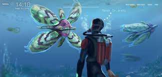 subnautica wallpapers hd new tab