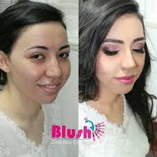 dina saoud makeup artist aswakegypt