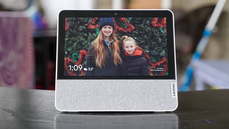 "Image result for Lenovo Smart Display 7"""