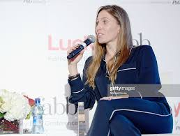 Lyst, Head of Business Development, Hilary Peterson speaks onstage... News  Photo - Getty Images