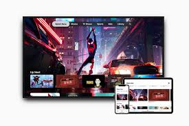 all new apple tv app available in over