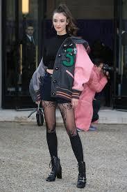 Charlotte Le Bon | Miu Miu Front-Row Celebrities Paris Fashion ...