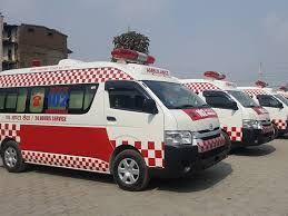 30 ambulances and 6 buses as gifts