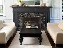 granite and marble fireplace surrounds