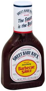 sweet baby rays original squeezable