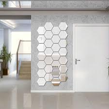 sunm boutique hexagon mirror