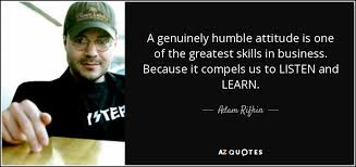 TOP 7 QUOTES BY ADAM RIFKIN | A-Z Quotes