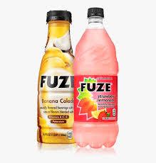 fuze drink pina colada hd png