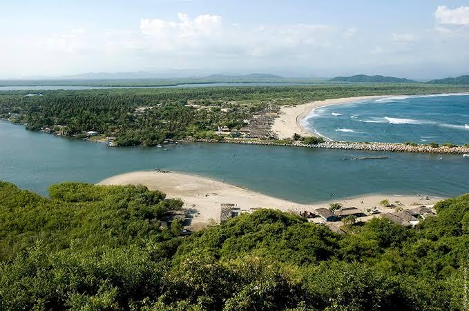 Resultado de imagen para parque nacional lagunas de chacahua