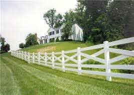 Landscape Fence Ideas And Gates Landscaping Network Farm Fence Backyard Fences Ranch Fencing