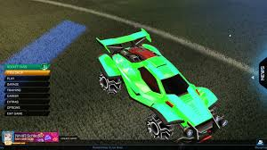 Rocket League Graphics Issue After Update Nuclear Glow Paint Decal Please Help Album On Imgur