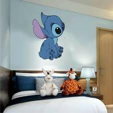 Stitch Lilo And Stitch 3d Window Decal Wall