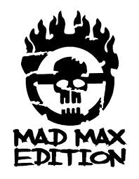 Fury Road Inspired Mad Max Edition Grunged War Boy Logo Tall Design Die Cut Vinyl Decal Mad Max Store