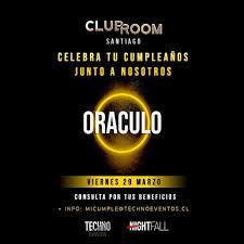 Club Room Chile Te Gustaria Celebrar Tu Cumpleanos Con Facebook