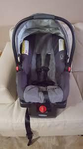 graco car seat base fitting