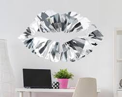 Bling Wall Decal Etsy