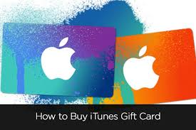 how to itunes gift card gift your