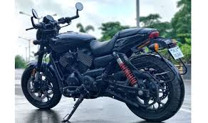 harley davidson street rod 750 user