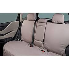 forester rear bench seat cover