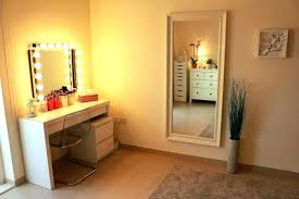 wall dressing table mirror lights