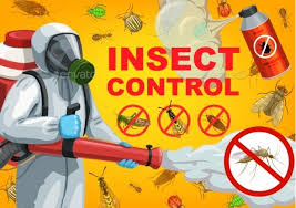 Pest Control Service Exterminator by VectorTradition | GraphicRiver