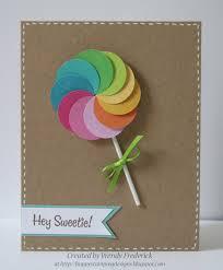 Lollipop Manualidades Manualidades Infantiles Y Tarjetas Creativas