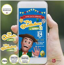La Granja De Zenon Invitacion Digital De La Granja De Zenon Para