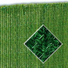 Pexco 6 Ft H X 72 In L 41 Pack Green Chain Link Fence Privacy Slat In The Chain Link Fence Slats Department At Lowes Com