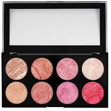 makeup revolution blush palette ings