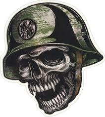 Metal Mulisha Rockstar Decal Decalmonster Com