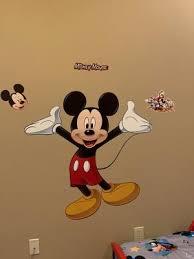 Disney Mickey Mouse Giant Wall Decal Walmart Com Walmart Com