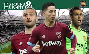 What next for Andy Carroll, Samir Nasri & Adrian after West Ham?