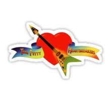 Tom Petty Stickers Tom Petty Sticker Design Stickers