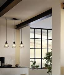 pendants bang on trend in black or copper
