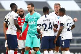 Tottenham 2-1 Arsenal LIVE! North London derby 2020 result, latest ...