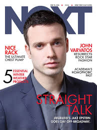 Jake Epstein: Gay for Play — Brandon Voss