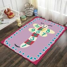 Soft Cartoon Character Puppy Carpet Kids Rug For Children S Room Cosy Non Slip Ebay