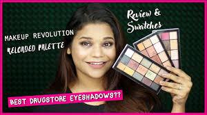makeup revolution reloaded palettes