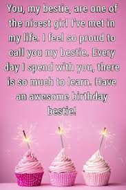 beautiful bday wishes for female best friend good readers