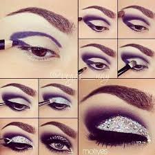 glamour makeup with best eye makeup