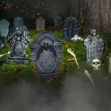Halloween Cemetery Fences Party City