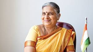 """Plea to name the road in V.V. Mohalla as """"Dr. Sudha Murty Marga ..."""
