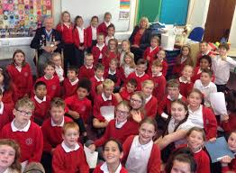 Hector Duff Visits Year 4/5